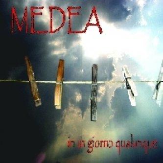 Copertina dell'album In un giorno qualunque, di Medea [Piemonte]