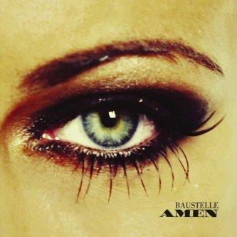 Copertina dell'album Amen, di Baustelle