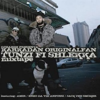 Copertina dell'album TUNZI FI SHLEKKA, di Karkadan