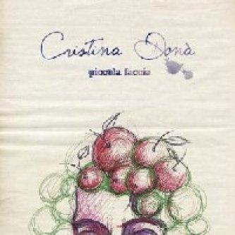 Copertina dell'album Piccola faccia, di Cristina Donà