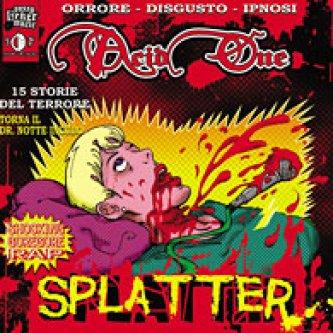 Copertina dell'album Splatter, di Acid One
