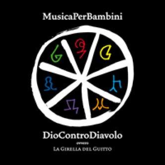 Copertina dell'album  Dio Contro Diavolo, di Musica Per Bambini