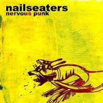 Copertina dell'album Nervous Punk, di Nailseaters