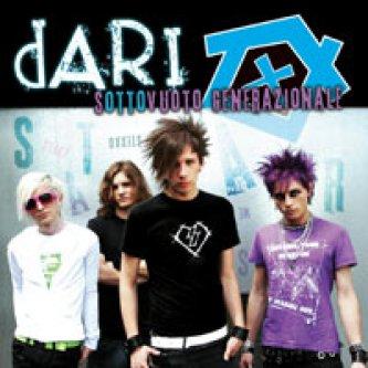 Copertina dell'album Sottovuoto Generazionale, di Dari