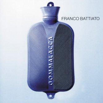 Copertina dell'album Gommalacca, di Franco Battiato