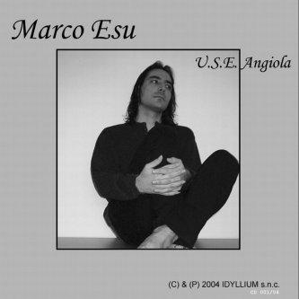 Copertina dell'album U.S.E. Angiola, di Marco Esu