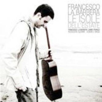 Copertina dell'album Le isole dell'estate, di Francesco La Barbera