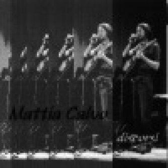 Copertina dell'album Discorsi, di Mattia Calvo