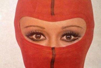 "Raffaella Carrà nella copertina di ""Rumore"""