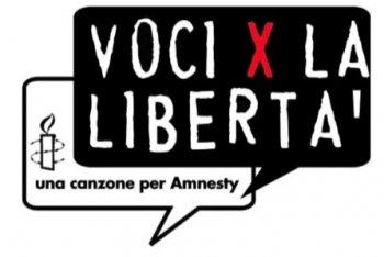 Torna per il quindicesimo anno la rassegna Voci per la libertà - Una canzone per Amnesty