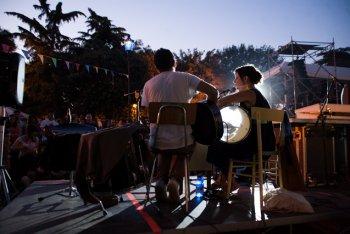 Colapesce e Meg al Festival della 42 records