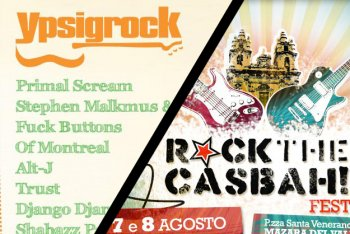 Rock the Casbah! Fest e Ypsigrock, i due festival siciliani d'agosto