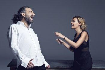 La cover di No Surprises firmata da Irene Grandi e Stefano Bollani