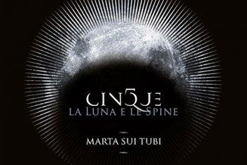"""Marta sui Tubi, ecco la copertina del nuovo disco """"Cinque, le rose e le spine"""""""