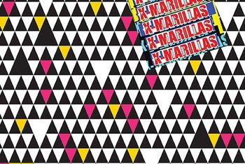X-Mary e Camillas pubblicano X-Marillas, il loro primo album in compartecipazione