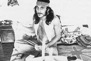E' morto a 62 anni Claudio Rocchi, personaggio fondamentale per la psichedelia italiana degli anni 70.