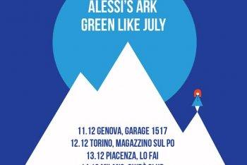 Nuovo mini tour per la band capitanata da Andrea Poggio