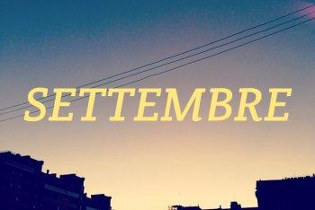 Correva il mese di settembre: Green Like July, Dente, Franco Battiato & Antony, Gué Pequeno e il report dal Sziget Festival