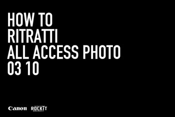 All Access Photo - How To