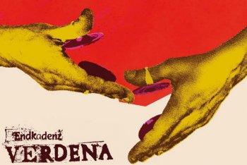 La copertina di Endkadenz dei Berdena