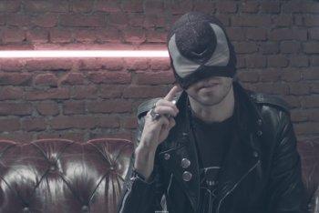 Bloody Beetroots  video nuova maschera contest