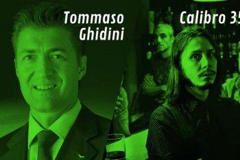 Tommaso Ghidini e Calibro 35