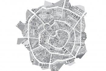 Milano Music Map