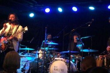 Un'immagine del concerto a Sidney dello scorso aprile