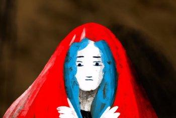 """Un'immagine dal video di """"Fragments"""", illustrato da Marco Brancato"""