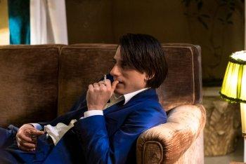 Luca Marinelli interpreta Fabrizio De Andrè