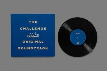 "Lorenzo Senni e Francesco Fantini ""The Challenge - Original Soundtrack"""