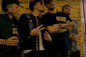 """Un'immagine del video di """"Animalier"""" di Crookers"""