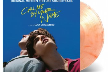 """""""Call Me By Your Name"""" Original Soundtrack (Limited Peach Season Edition)"""