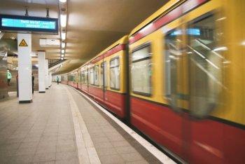 La metro di Berlino