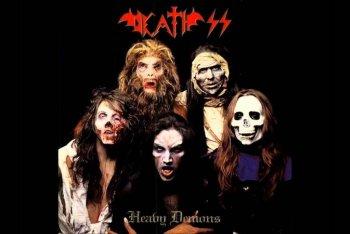"""La cover di """"Heavy Demons"""" dei Death SS"""