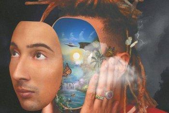 """La cover di """"DNA"""" di Ghali"""