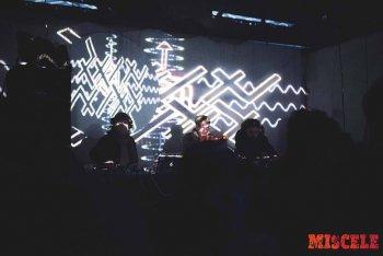 Al-Jive Mestizo, Chalanga, Nina Simmons, Miscele (label party) , gennaio 2020