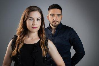 Isabel Gallego Lanau e Carmelo Emanuele Patti, i No Mindless Scroll