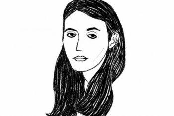 Giulia ritratta da Pamela Cocconi