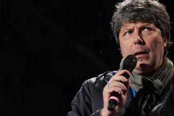 Claudio Coccoluto nel 2010,  foto di Mario Sarago/Kikapress