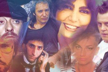 Un collage di pura arte che vede i grandi della musica italiana tutti uniti nell'esordio fallimentare