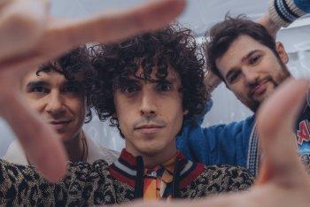 I Selton (da sx a dx): Ramiro, Daniel e Eduardo
