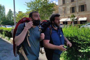 Dutch Nazari e Alessandro Burbank