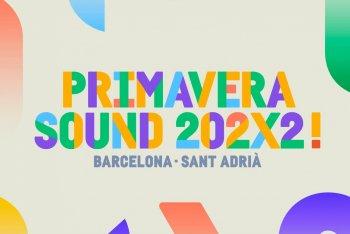 Il logo di Primavera Sound 2022