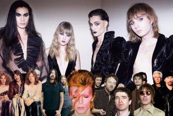 I Måneskin e tutte le band scalzate dagli ascolti di Spotify