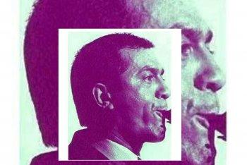 Eddie Busnello al sax - collage - tutte le foto nel pezzo via Facebook, dalla pagina ufficiale in ricordo di Eddie