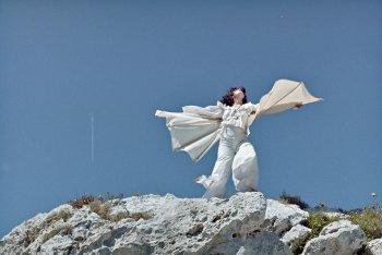 Caterina Dufì, in arte Vipera - foto di Martina De Giorgi