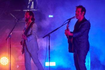 Dimartino e Colapesce sul palco di Spoleto - tutte le foto sono di Festival di Spoleto / Studio Hänninen