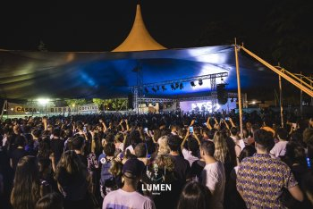 Il pubblico al Lumen Festival 2019