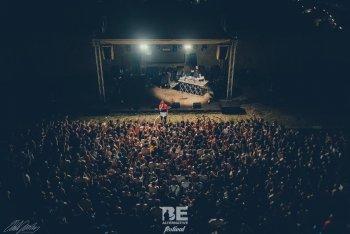 Il pubblico di Be Alternative Festival nel 2019